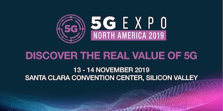 5G Expo North America 2019 tickets