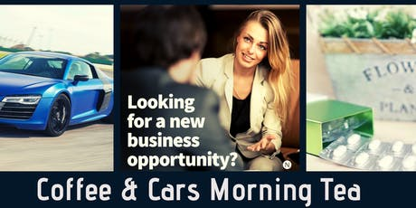 Coffee & Cars Opportunity Morning Tea 2019 tickets