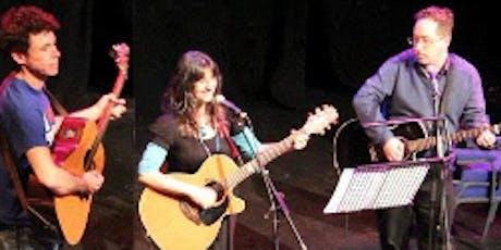 Judith Silver  Shira Britannia in Concert tickets