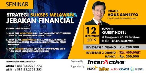 [PAID] Seminar Strategi Sukses Melawan Jebakan Financial