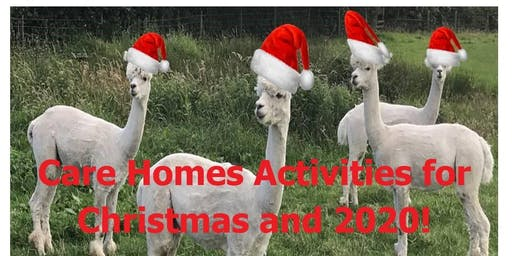 Care Homes Activities for Christmas and 2020!