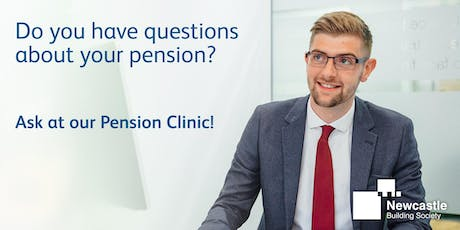 Pension Clinic with Newcastle Building Society  tickets