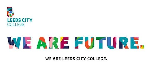Leeds City College Enrolment Advice Drop In Session