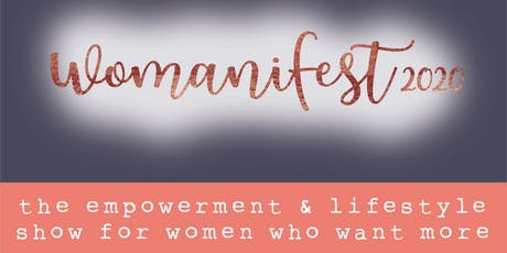 Womanifest tickets