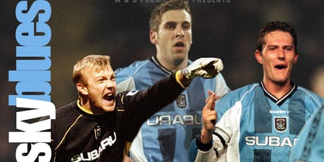 An Evening with - Darren Huckerby, Noel Whelan and Magnus Hedman! tickets