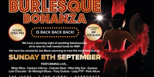 Burlesque Bonanza - Revenge of the Merkin