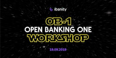 """OB-1 Workshop \""""Let the open banking force be with you!\"""""""