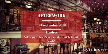 Afterwork AlumnEye #37 - Londres tickets