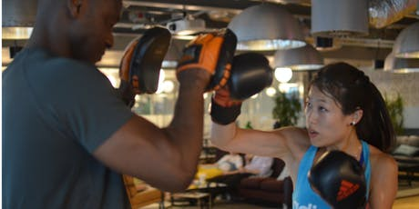 AFTERWORK BOXING CLASS: Workout your body & mind! tickets
