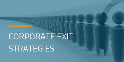 Corporate Exit Strategies