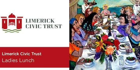 Limerick Civic Trust Ladies Lunch 2019 tickets