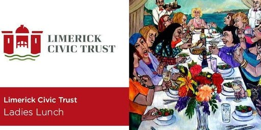 Limerick Civic Trust Ladies Lunch 2019