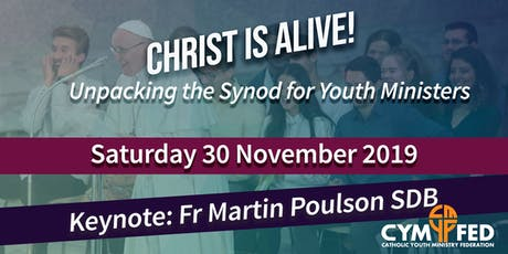 Christus Vivit: Unpacking the Synod tickets