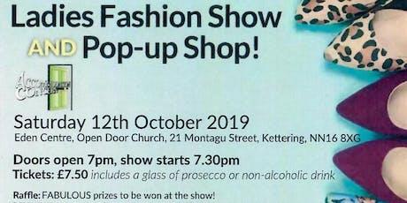 Fashion Show Fundraiser tickets