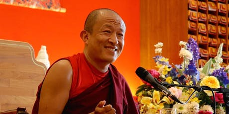 Dzongsar Khyentse Rinpoche teaches on View, Meditation and Action tickets