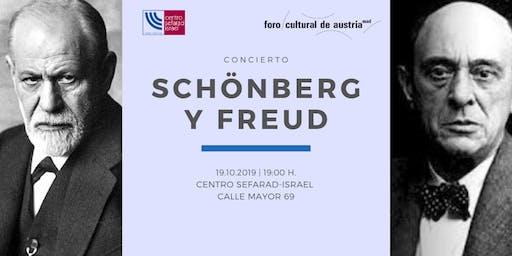 """Concierto """"Schönberg y Freud"""""""