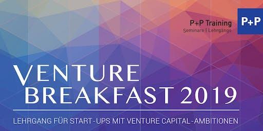 Venture Breakfast 2019 in BERLIN