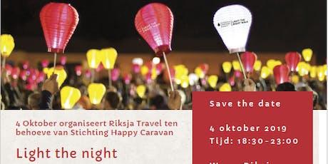 Riksja Travel Light the Night tickets