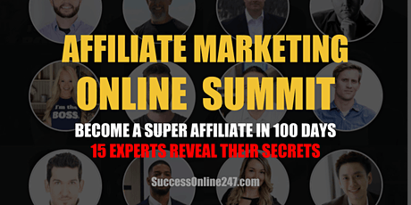 Affiliate Marketing Summit - Paris tickets