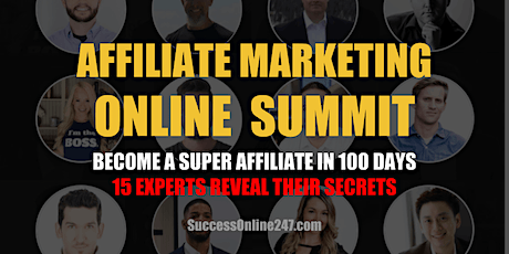 Affiliate Marketing Summit - Madrid tickets