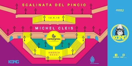 Kong - Scalinata del Pincio - Bologna Valley biglietti
