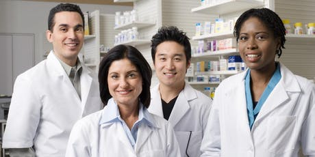Pharmacy Technician Networking Event - South Yorkshire and Bassetlaw tickets