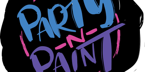 Party n Paint- Biggie and 2Pac Part 2