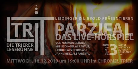 TriLit - Parzifal-Live-Hörspiel Tickets
