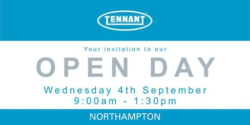 Tennant Industrial Open Day Event