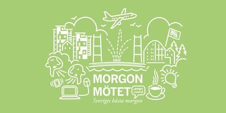 Morgonmötet 6 september - Den växande tjänstesektorn biljetter