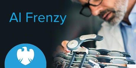 Barclays AI Frenzy tickets