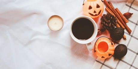 Halloween Business Coffee Networking in London tickets