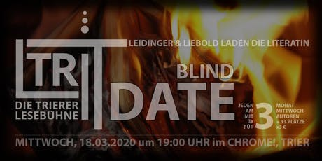 TriLit - Blind Date Tickets