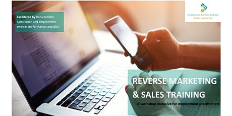 Reverse Marketing & Sales - PERTH March 2020 tickets