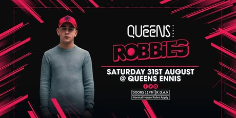 Robbie G Live at Queens  tickets