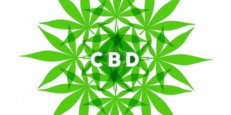 CBD Compassion Club Education & Social Event tickets