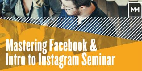 Realtors-Mastering FB & Intro to Instagram tickets