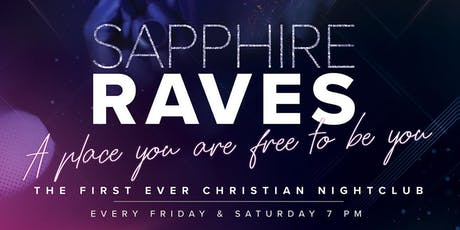 The Sapphire Rave Club tickets