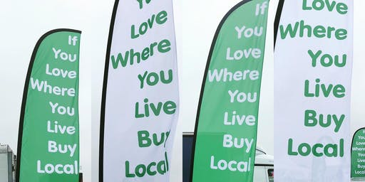 Buy Local Norfolk September Networking