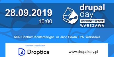 DrupalDay Unconference Warszawa 2019