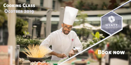 Chef Yohanis October Cooking Class