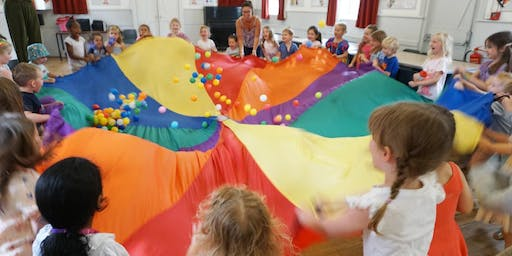 October Half Term Holiday Camp - The Greatest Showman
