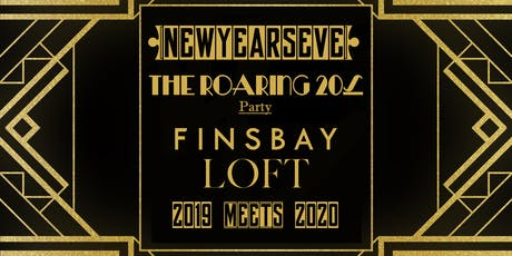 Great Gatsby Roaring 2020's Hogmanay party tickets