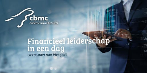 CBMC Workshop | Financieel Leiderschap in een dag | 4 oktober