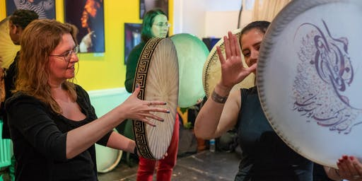 Introduction to Persian Daf drumming