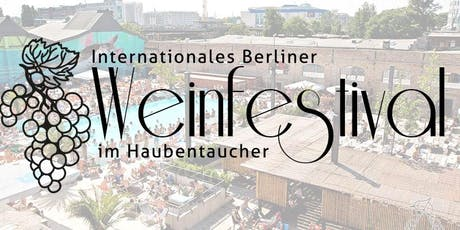 Internationales Berliner Weinfestival Tickets