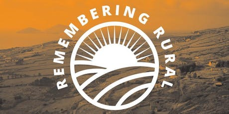 Acts 29- Remembering Rural Conference tickets
