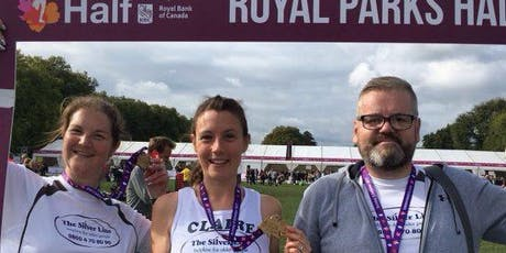 The Royal Parks Half Marathon with The Silver Line Helpline tickets