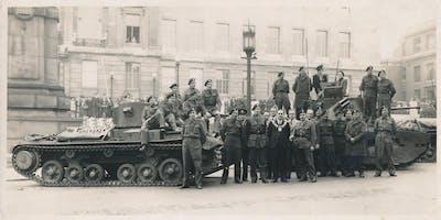 The Second World War, Barnsley\