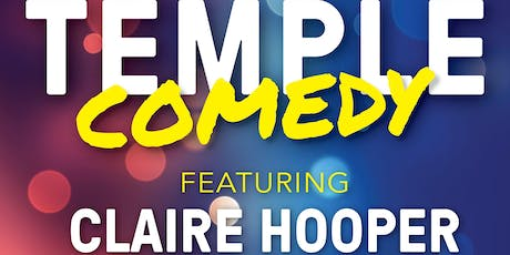 Comedy at Temple Brewing Co tickets